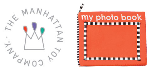 Photo album from The Manhattan Toy Company comforts anxious children