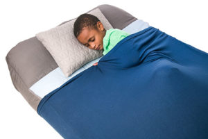 compression sheets comfort anxious children