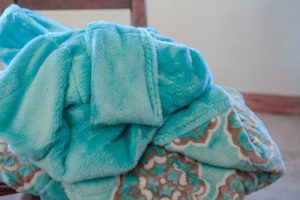 weighted blankets comfort anxious children