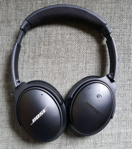 Bose Noise Cancelling Headphones comfort anxious children