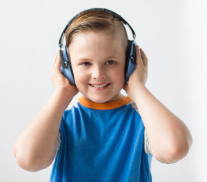 Fun and Function headphones comfort anxious children