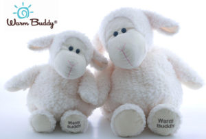Warm Buddy stuffed animals comfort anxious children