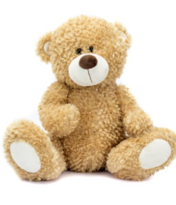 teddy bear for comfort kit